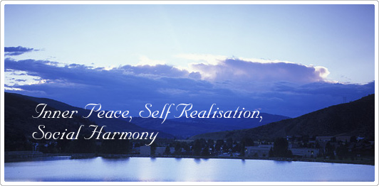 Inner Peace, Self Realisation, Social Harmony